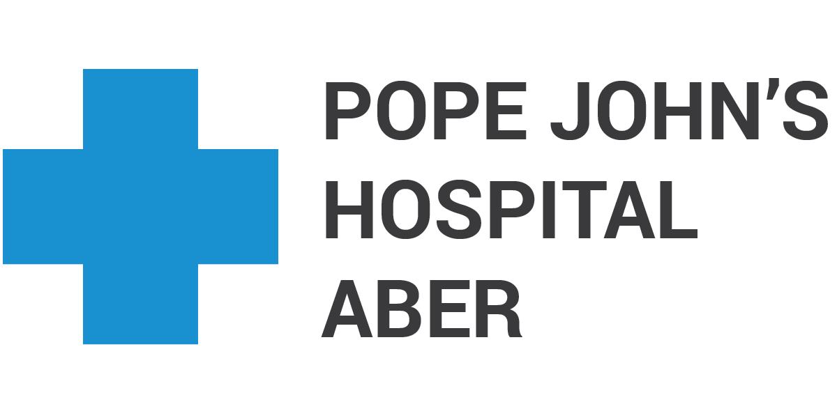 Pope John's Hospital, Aber
